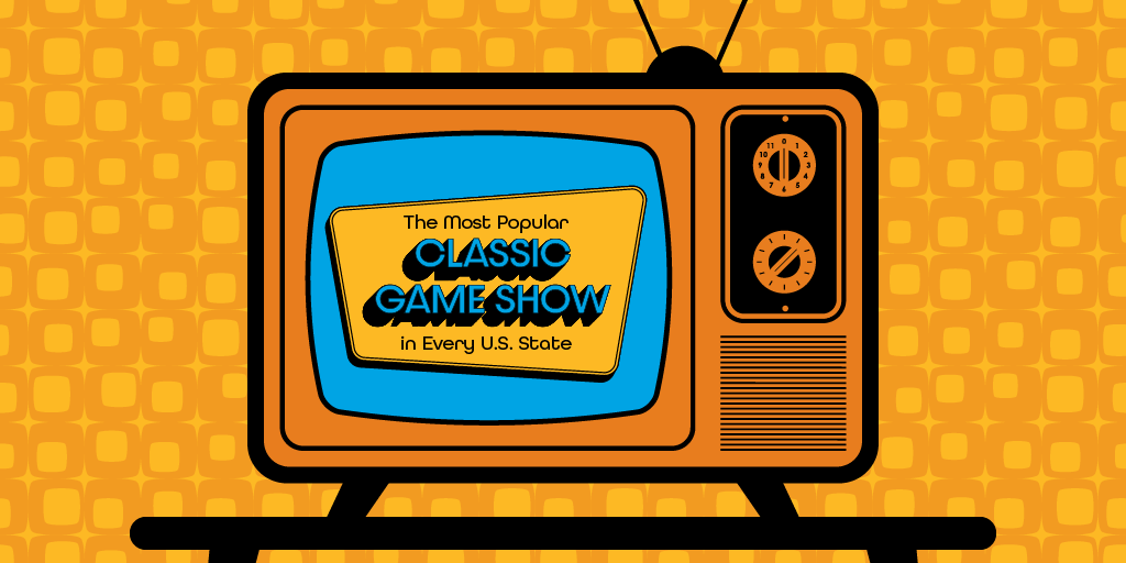 Title graphic for the popular U.S. game shows analysis